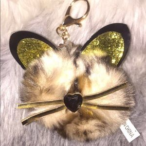 Accessories - Kitty key chain😻